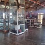 Inle Lake - boat tour metalworking factory display