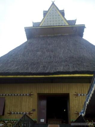 Jakarta - TMII architecture 2