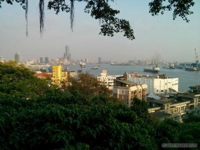 Kaohsiung - British consulate view 1