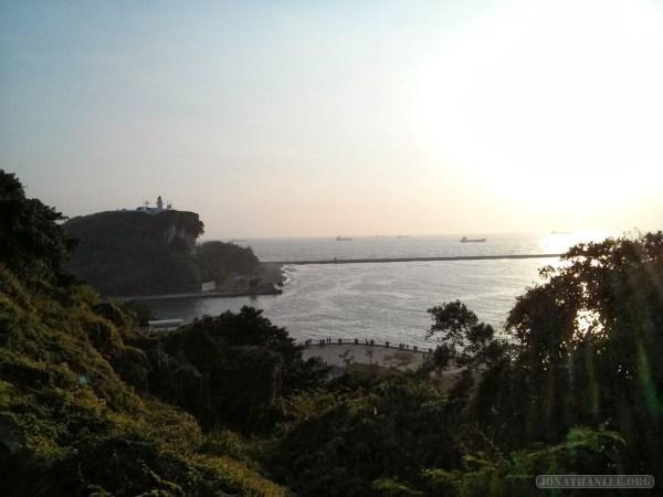 Kaohsiung - British consulate view 2