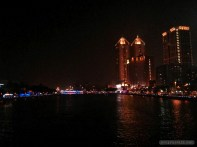 Kaohsiung - Love Pier view night