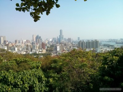 Kaohsiung - Martyrs Shrine view