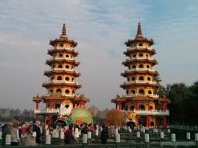 Kaohsiung - lotus pond dragon tiger tower 2