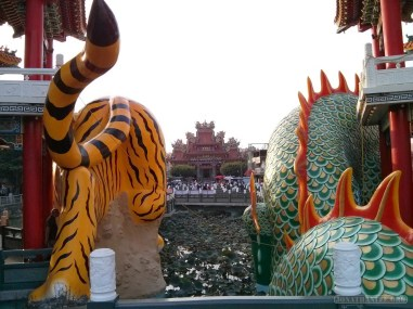 Kaohsiung - lotus pond dragon tiger tower 3