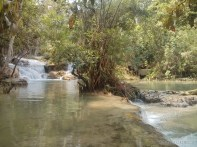 Luang Prabang - Kuang Si waterfall 2