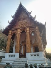 Luang Prabang - Mount Phousi temple