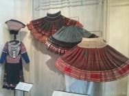 Luang Prabang - arts ethnology museum Hmong clothing