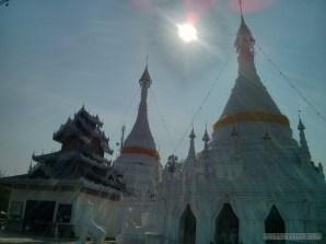 Mae Hong Son - Wat Phrathat Doi Kongmu 5