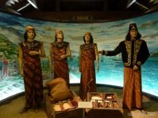 Malacca - Sultanate Museum Javanese traders