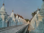 Mandalay - Kuthodaw Pagoda 3