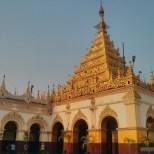 Mandalay - Mahamuni Budhha temple 3