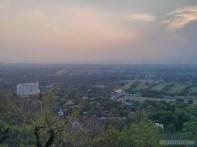 Mandalay - Mandalay hill view 2