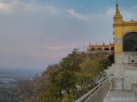 Mandalay - Mandalay hill view 5