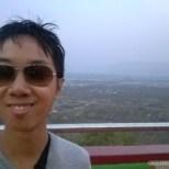 Mandalay - Mandalay hill view portrait