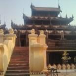 Mandalay - Shwe In Bin monastry 1