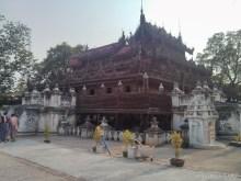 Mandalay - Shwenandaw Kyaung 1