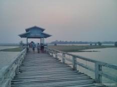 Mandalay - U Bien Bridge 2