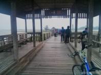 Mandalay - U Bien Bridge 3