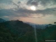 Maokong - gondola view 1