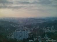 Maokong - gondola view 3