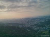Maokong - gondola view 4