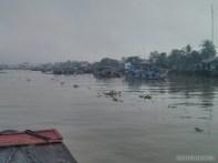 Mekong boat tour - floating market 2