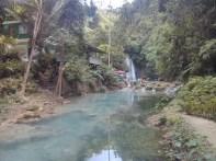Moalboal - Kawasan water falls 1