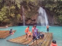 Moalboal - Kawasan water falls 2