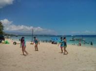 Moalboal - white beach 2