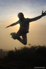 Mount Batur - sunrise fun 10