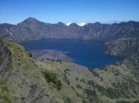 Mount Rinjani - day three view 1