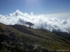Mount Rinjani - first day scenery 7