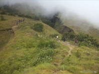 Mount Rinjani - second day climbing 2