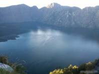 Mount Rinjani - second day scenery 1