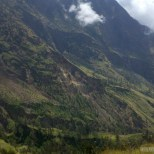 Mount Rinjani - second day scenery 2