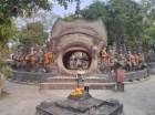 Nong Khai - Sala Keoku 20 entrance circle of life