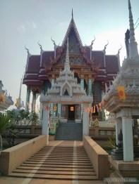 Nong Khai - public park temple