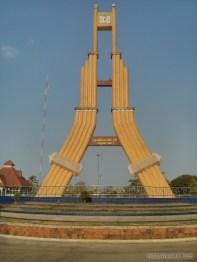 Nong Khai - public park time