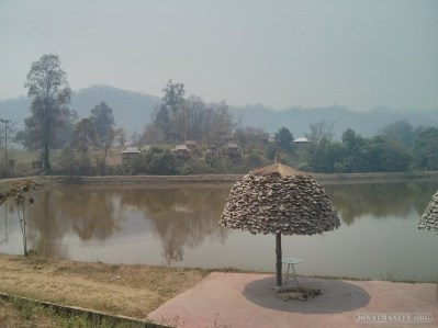 Pai - biking around scenery 1