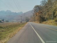 Pang Mapha to Mae Hong Son - road 2