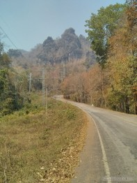Pang Mapha to Mae Hong Son - road 3