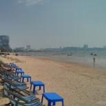 Pattaya - Pattaya beach 2