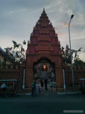 Phnom Penh - Wat Ounalom 1