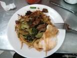 Phnom Penh - noodles dinner