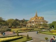 Phnom Penh - royal palace building 5