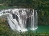 Pingxi - Shifen waterfall 1