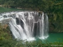 Pingxi - Shifen waterfall 1