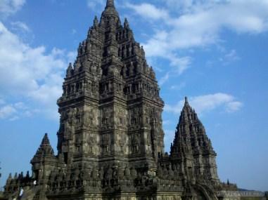 Prambanan - landscape 3