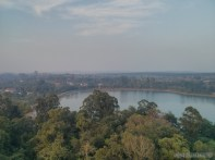 Pyin U Lwin - National Kandawgyi Gardens Nan Mying tower view 3