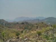 Pyin U Lwin - riding on truck view 1